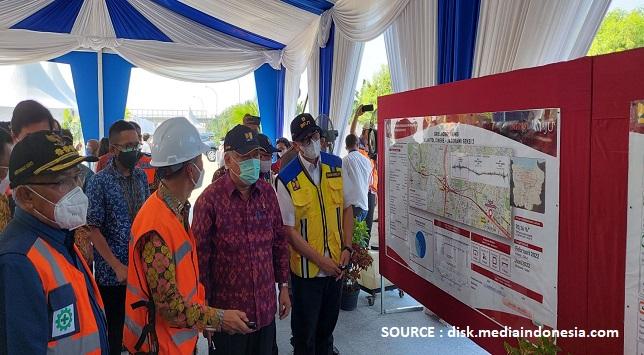 Groundbreaking Tol Cijago Seksi-3, Ditargetkan Selesai Konstruksi 1,5 Tahun