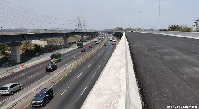 Mulai Terintegrasi Tol Layang, Tarif Tol Jakarta-Cikampek Alami Penyesuaian